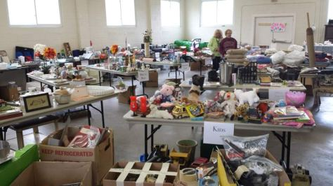 Rummage Sale Garden Club